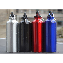 Mountaineer Hiking Cycling Bike Sports Bicycle Aluminum Alloy 500ml Water Bottle