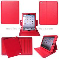 China Supplier Hot Selling Stander Case Fashion Tablet Rotation Case For iPad Mini 3