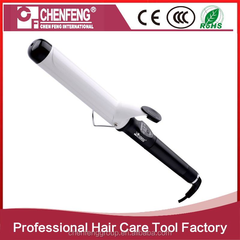 private label salon equipment different types setting magic wand titanium auto electric balance magic hair curler