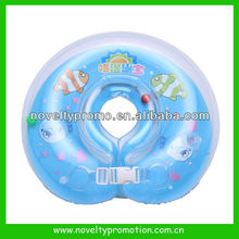 Inflatable PVC Baby Swimming Neck Ring
