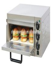 PF-GF-PC01A Stainless steel pizza oven with stone and lighting