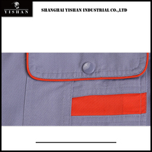 Professional custom factory work smock uniforms