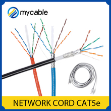 Network RJ45 Patch Cord Manufacturer For 1m / 2m / 3m UTP Cat5e Patch Cord With 4Pair Plug 24awg FTP Cat6 Patch Cord Lan Cable