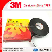 3M Scotch Rubber tape 23, insulating for low and high voltage