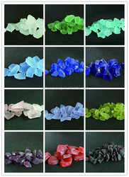 color glass chips for concrete