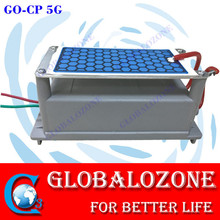 Ozone Generator,5g honeycomb blue ozone plate Type and Portable Installation air purifier ozone