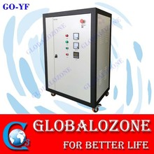 Big capacity koi pond ozone generator for fish farm water treatment