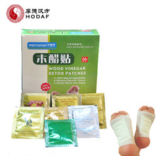 natural bamboo vinegar detox foot pads junzhigong foot patch