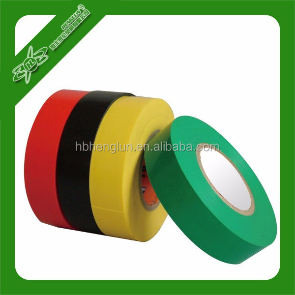 High Voltage Insulating PVC Electrical Insulation Tape