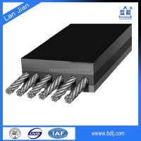 ST series heavy duty stainless steel cord conveyor belt