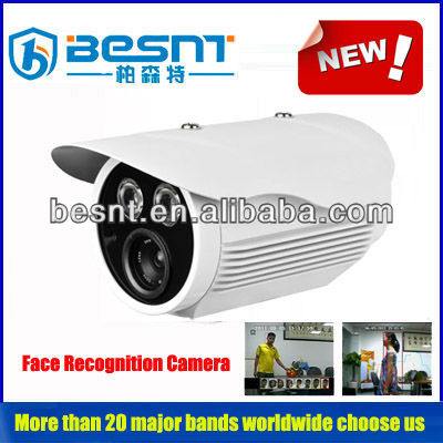 BESNT 4x Face auto zoom Face Recognition CCTV Camera Privacy mask: ON/OFF (16 Zones) BS-SM05A