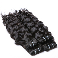 wholesale cheap 6A unprocessed raw indian virgin hair natural real indian hair for sale