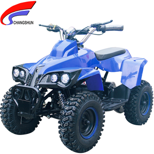MOTO 500W 800W 1000W Mini buggy Kids electric quad bike mini moto ATV