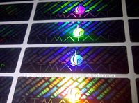 Hologram Labels for branding