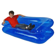 high quality hot sale cheap pvc inflatable sofa