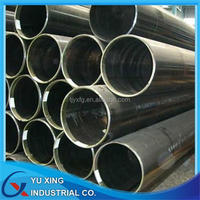 China steel pipes made by structural steel plate sheets