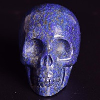 Hot Wholesale Natural Carved Skull Gifts