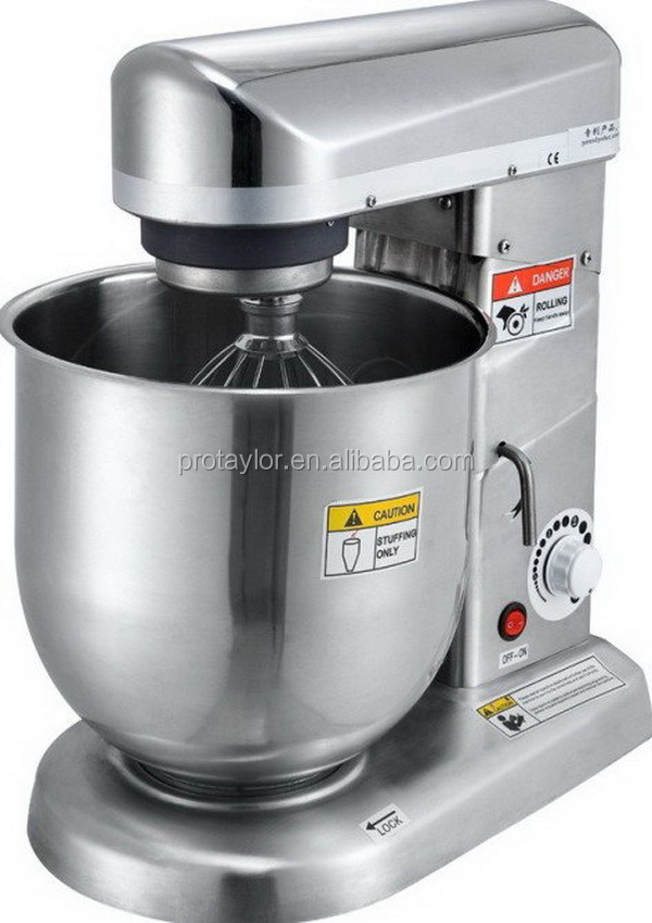 Design promotional cake stand mixer 10 litre