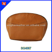 For unisex use fashional cow leather coin purses