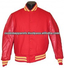 Women High School Polyester Half Jackets Design For Women