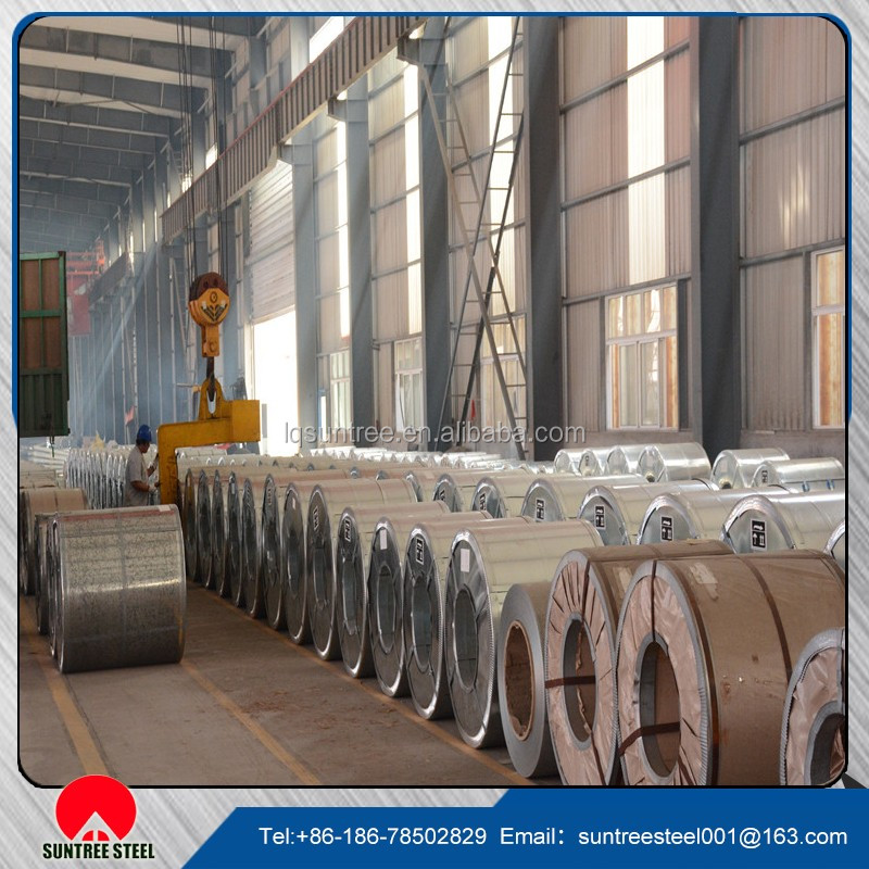 Hot dipped zinc coated galvanized steel coil DX51D SGCC ,sheet metal coil steel coil