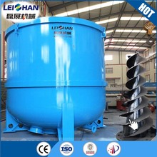 Waste paper pulper system pulp machine for cardboard paper recycling line