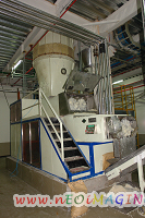 500-10000 kg/h vacuum drying unit