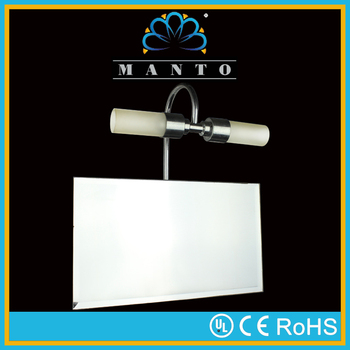 MT-W160 good quality IP44 waterproof mirror lamp for bathroom,