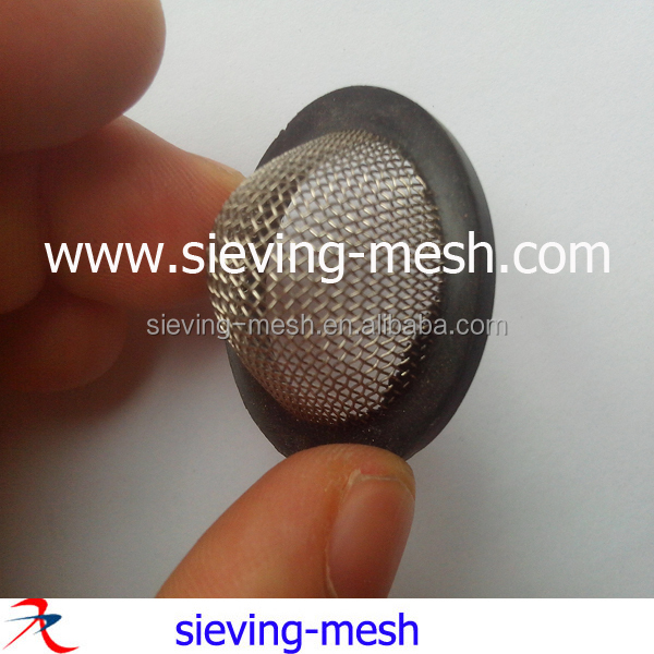 injection molding mesh filter washer, metal wire mesh filter gasket