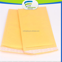 2015 New Products Brown Kraft Bubble Envelope Air Bubble Plastic Packing Bag For Protective