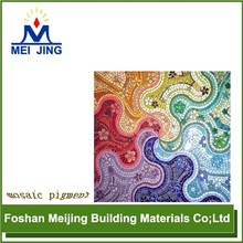 professional mosaic pigment for floor lamp factory