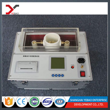 High Efficient Transformer Oil tester for testing insulating oil serie essential oil kits