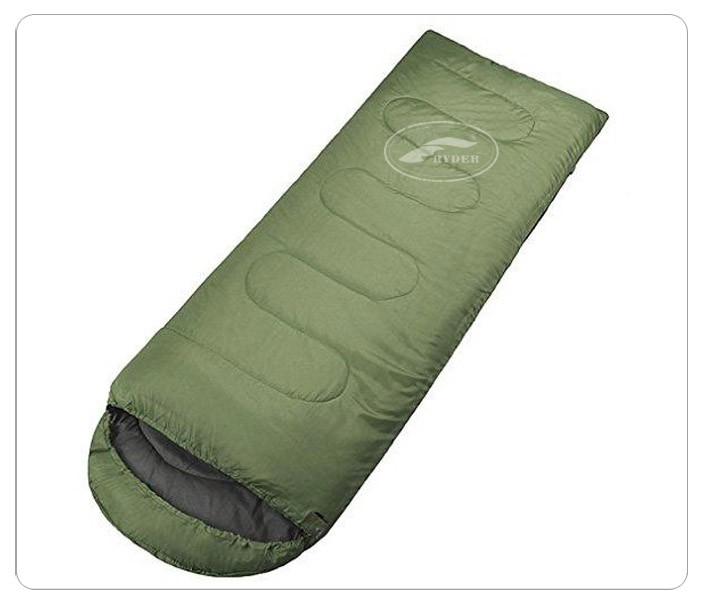 Hot Selling Ultralight Cotton Camping Outdoor Army Military Envelope Sleeping Bag for Cold Weather