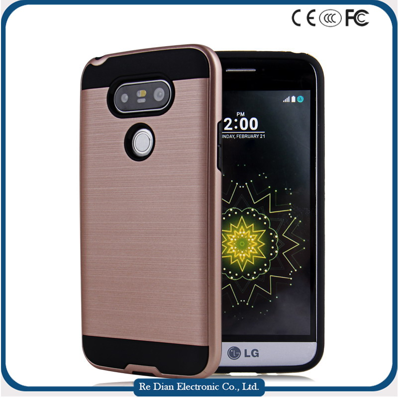 2016 Luxury Protective Case Wholesale Mobile Phone Shell for LG G5