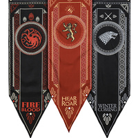 GAME OF THRONES Stark Tournament Tapestry
