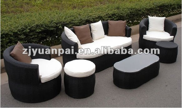 Outdoor garden egg chair muebles creativo set colgante for Mobiliario exterior barato