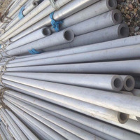 321 annealed &pickled stainless steel Seamless steel hot rolled tube/pipe