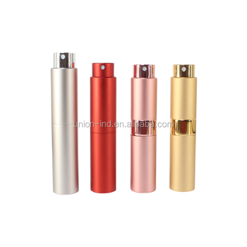 Travel Portable Mini Refillable Perfume Atomizer Bottle Perfume Pump Sprayer