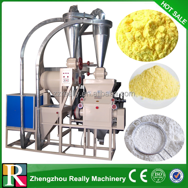 Maize grinding mill/maize flour milling machines/corn flour milling machine