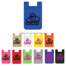 Dongguan factory wholesale cheap unique gift phone card holders
