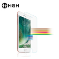 HD anti-shock cell phone 9h tempered glass screen saver for iphone 7 & 7 plus