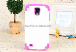hottest silicone mobile phone case for s4 galaxy active/Custom Dust Proof Soft Silicone Phone Case for Samsung s4 active