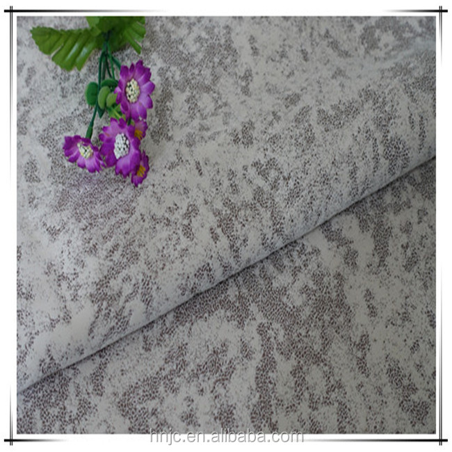 super soft velboa fabric embossed new design soft hand feel for curtain and upholstery