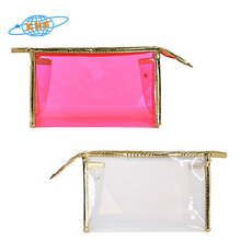 clear PVC mini waterproof cosmetic bag