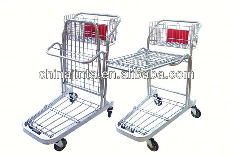 salon hair color trolley