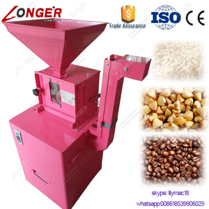 Factory Directly Supply Paddy Husker Buckwheat Hulling Coffee Bean Peeling Machine