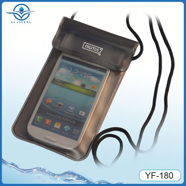 New style waterproof case for samsung galaxys4
