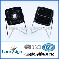 2015 Cixi Landsign Portable Solar Promotion Lights For Study Indoor/Outdoor Solar Energy Systems
