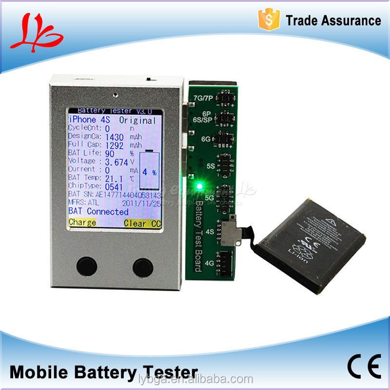 Battery tester repairing tools battery test box for iPhone iPad