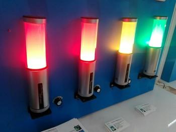 patlite tower light machine equipment warning signal light. Black Bedroom Furniture Sets. Home Design Ideas